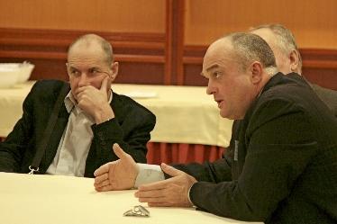 Участники конференции «Современная светотехника»