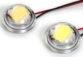 Модуль: светодиод+линза