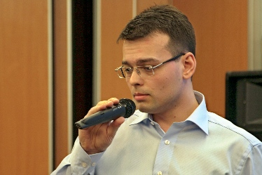 Антон Булдыгин, инженер, «Светотроника»