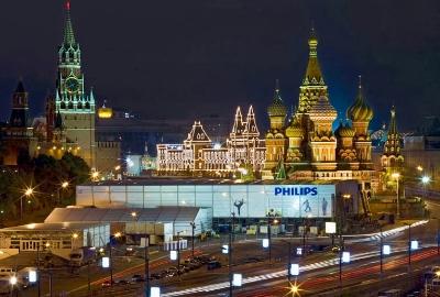 Philips: тема светодиодов очень активно будет развиваться в России в ближайшие несколько лет.