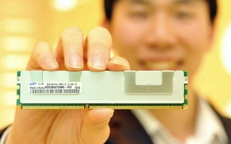 По оценкам iSuppli, Samsung увеличила свою долю на рынке DRAM с 32,6% в I кв. до 35,4% во II кв.