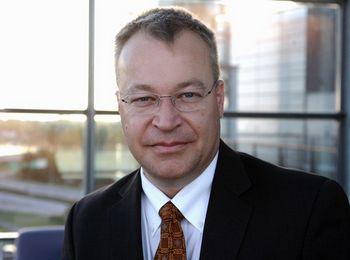 Стивен Илоп (Stephen Elop), глава Nokia