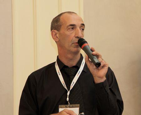 Леонид Чанов, главный редактор медиагруппы «Электроника»