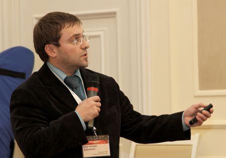 Илья Дубровский, первый заместитель директора НПЦ «Газотрон-С»