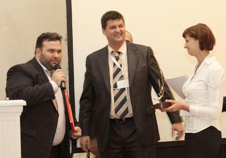 В номинации «Глобальный бизнес» победа досталась КБ «ГеоСтар навигация»