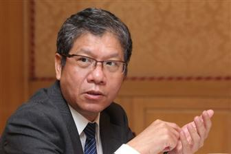 Lin Her-lon, chairman of GET