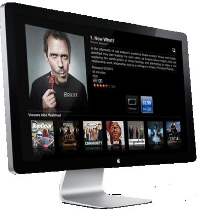Выпуск телевизора Apple может начаться очень скоро