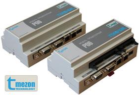 Контроллеры ТЕКОНИК с процессорными модулями P06 и P06 DIO на базе t-mezon