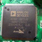 Временная синхронизация нескольких устройств по стандарту IEEE1588 при помощи процессоров Blackfin