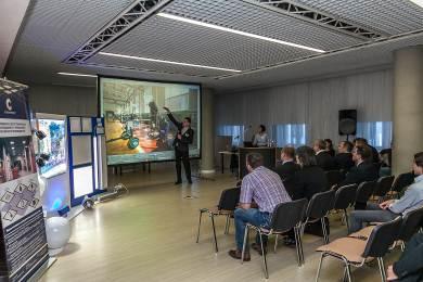 Конференция компании Лазер-Граффити