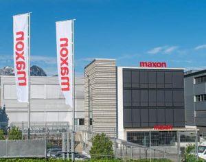 Бизнес-миссия на завод maxon в Швейцарии