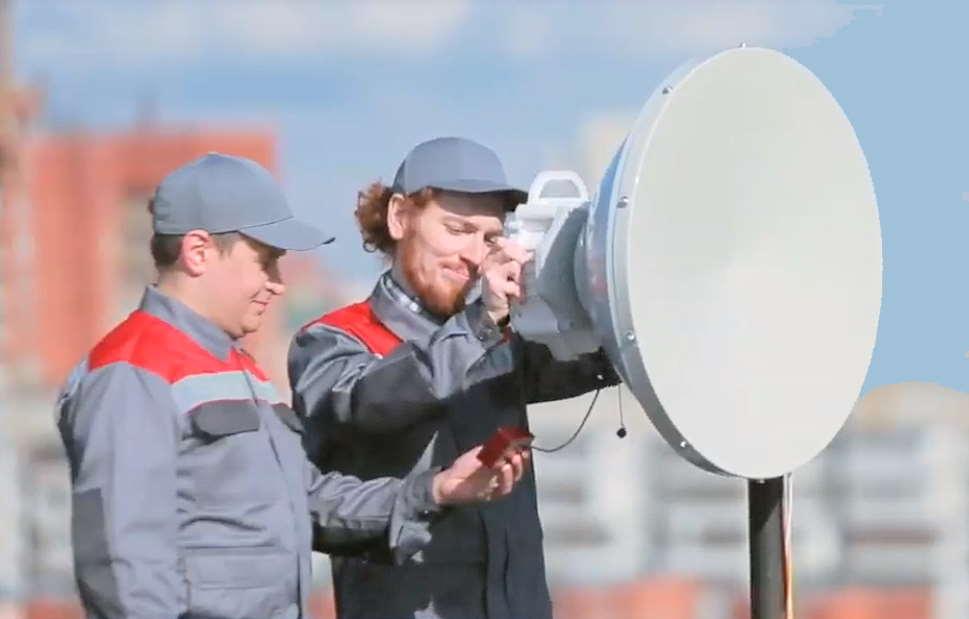 Российский производитель радиолиний «ДОК» поддержит операторов раздачей линков со склада и отсрочкой платежей