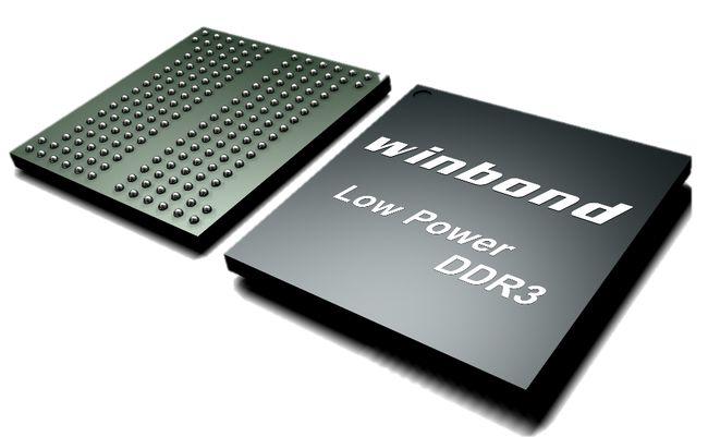 Новые возможности при использовании 1 Гб LPDDR3 DRAM от Winbond в AIoT и 8K TV-решениях