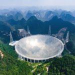 Очень скоро крупнейший в мире китайский радиотелескоп начнёт «охоту за пришельцами»