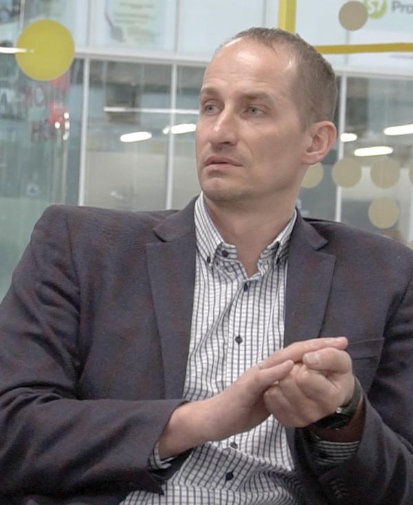 Сергей Королев, генеральный директор iRidium mobile