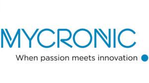 логотип Mycronic