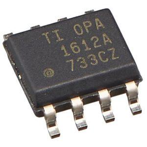 Моделирование операционных усилителей на примере OPA2187