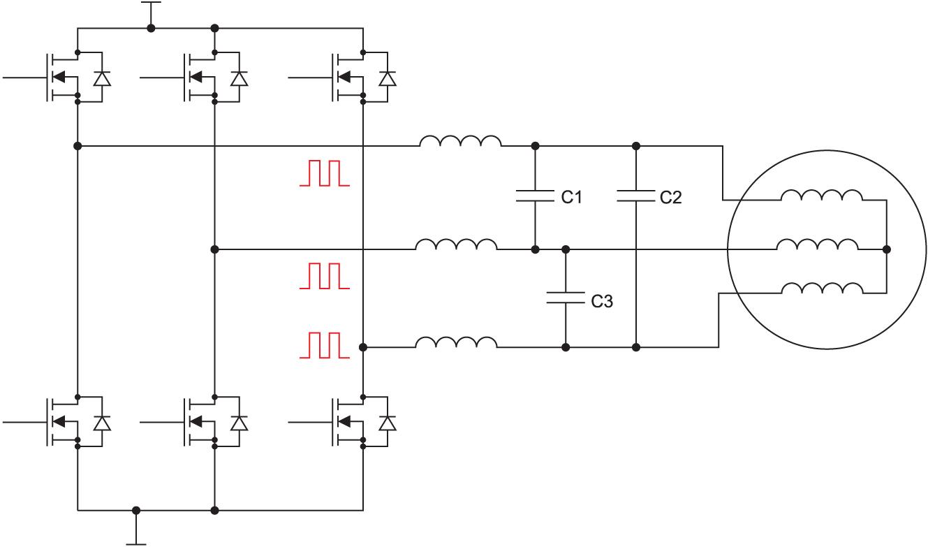 Использование пленочных конденсаторов в цепи переменного тока на выходе инвертора