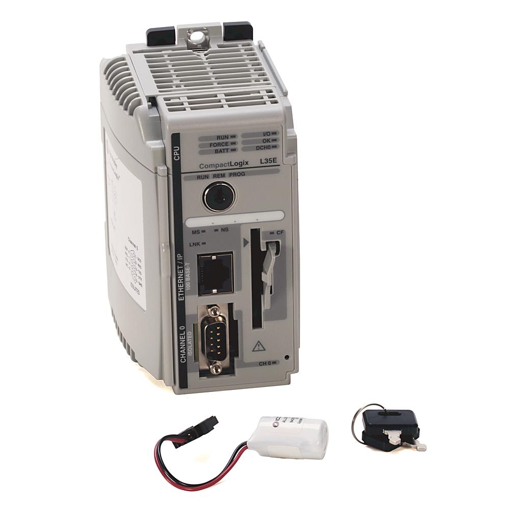 Компания Allen-Bradley представила программируемый контроллер CompactLogix 1769