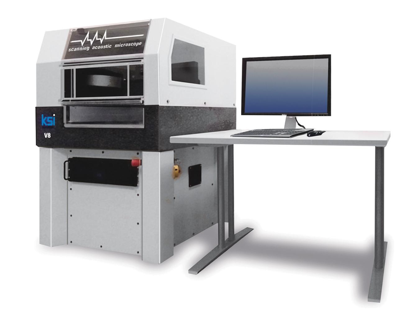 Ультразвуковой микроскоп KSI V8