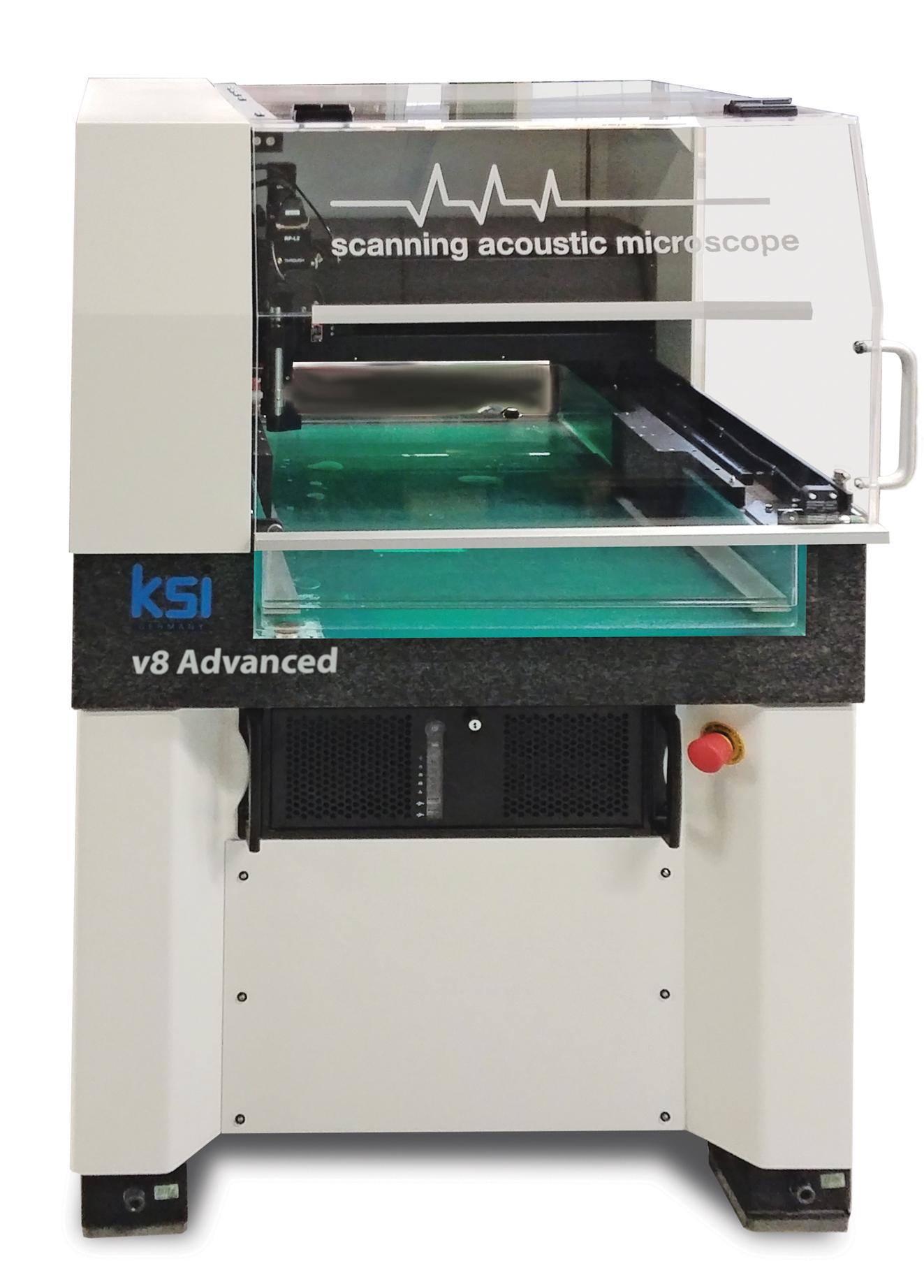 Ультразвуковой микроскоп KSI V8 Advanced