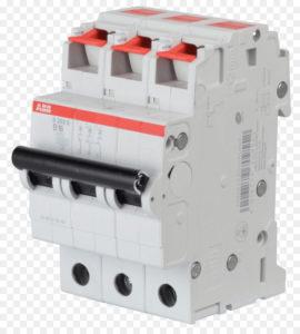 Электрический автомат защиты