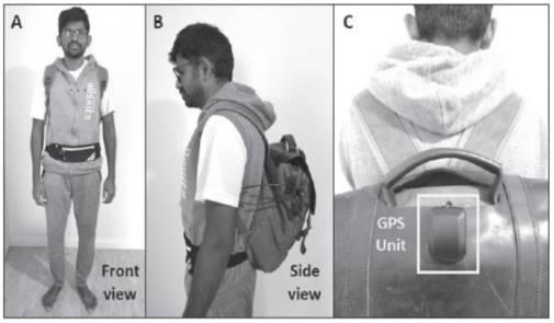«Умный» рюкзак на базе технологий Intel помогает слабовидящим людям ориентироваться в пространстве