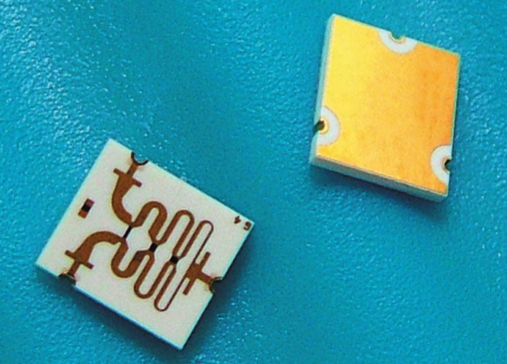 Внешний вид делителя мощности 6–18 ГГц