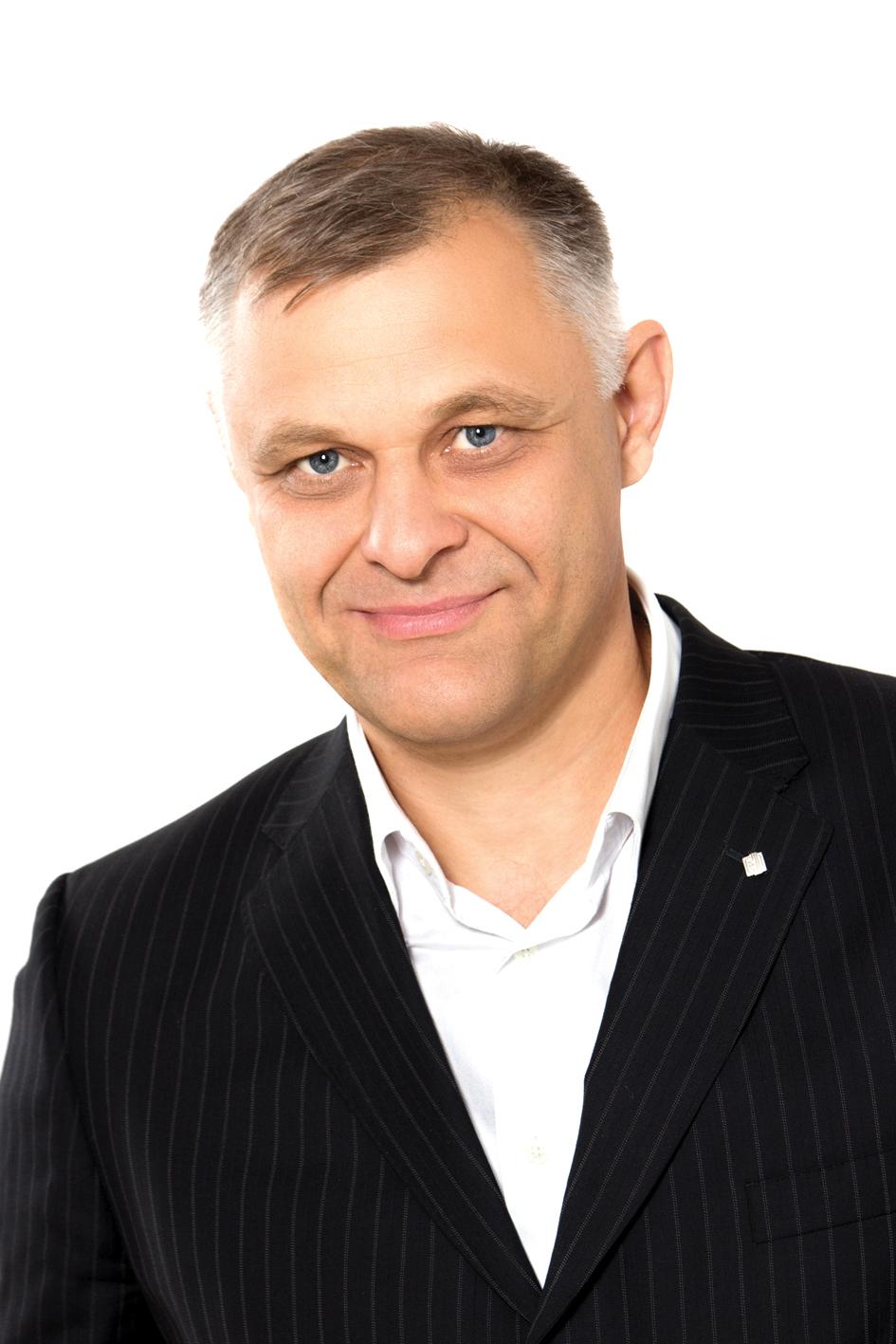 Михаил Павлюк, генеральный директор АО «ПКК Миландр»