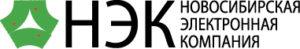Логотип НЭК Новосибирская Электронная компания