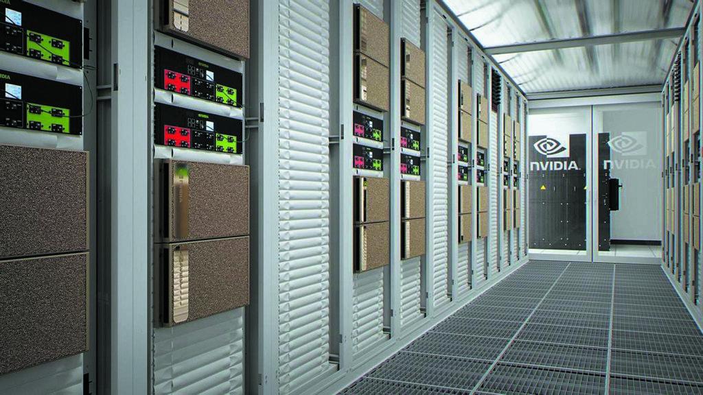 Уникальный суперкомпьютер NVIDIA DGX SuperPOD с DPU NVIDIA BlueField 2