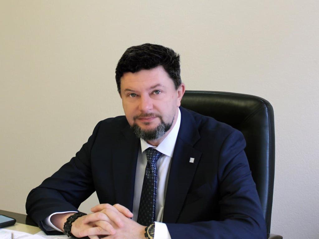 Захар Константинович Кондрашов, генеральнй директор АО «НИИМА «Прогресс»