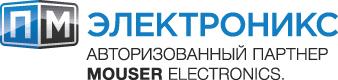 Логотип ПМ Электроник