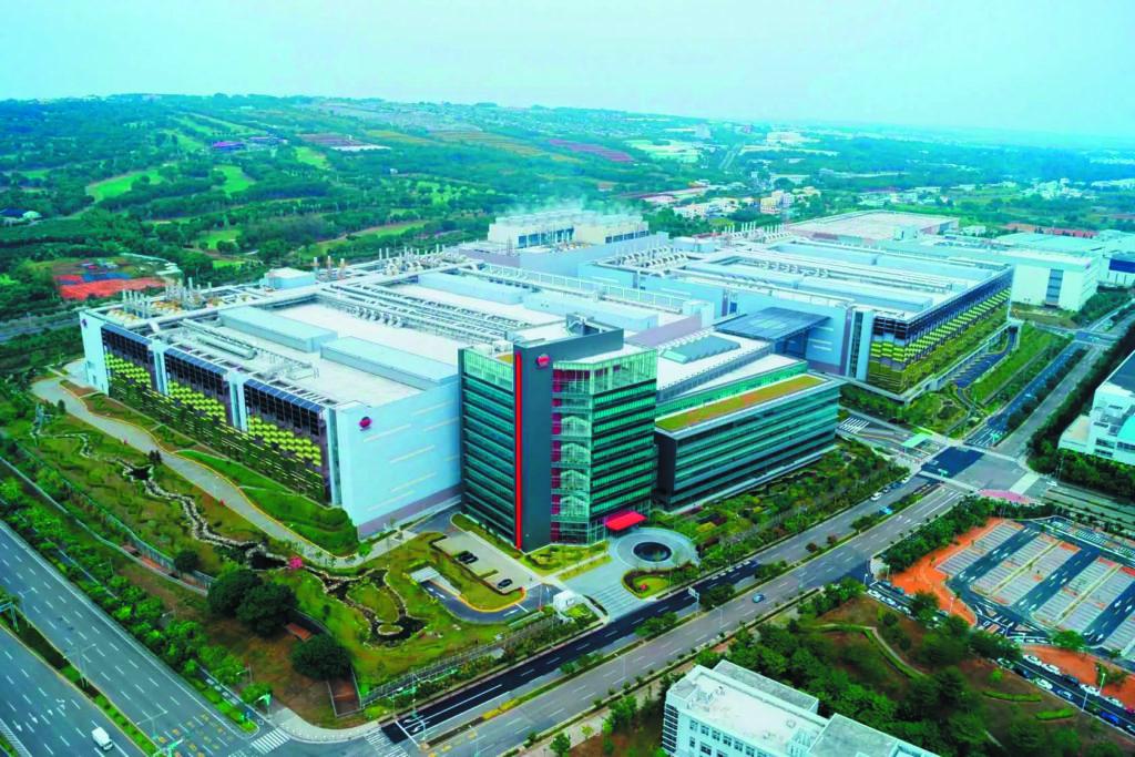 Завод TSMC Fab 18 в технопарке Taiwan Science Park стал первым по выпуску полупроводников по техпроцессу N5